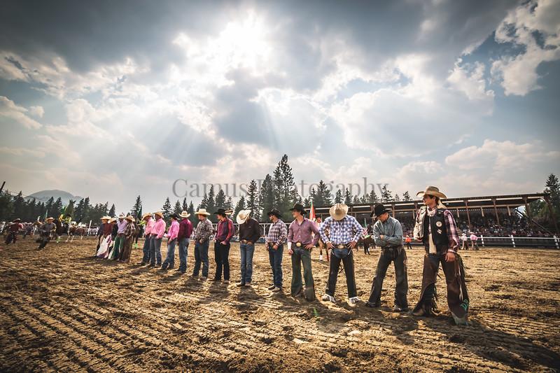 BCRA Rodeo Finals 2018 Saturday