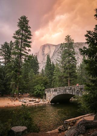 Yosemite August, 2017