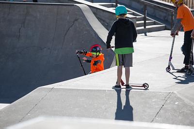 Skate Park Jan 2015