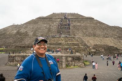 Mexico Volcanoes Nov  '18