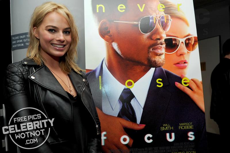 EXCLUSIVE: Margot Robbie Reunites With Sam Clark At Focus Screening