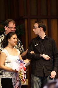 Steve and Lea's Wedding Rehearsal