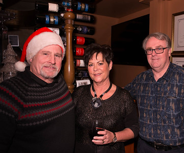 Dec 10 Club Christmas party