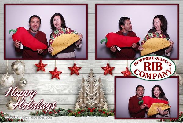 Newport/Naples RIB COMPANY Holiday Party 2018
