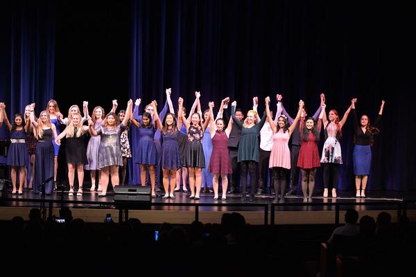 Choir 2017-18