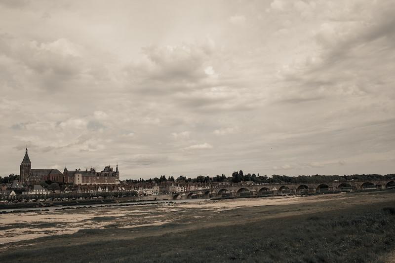 La charité sur Loire - France