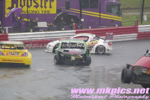 National Hot Rod 2015 English world Series round 2