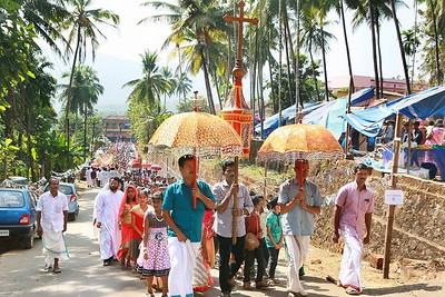 St Johns Festival Processions