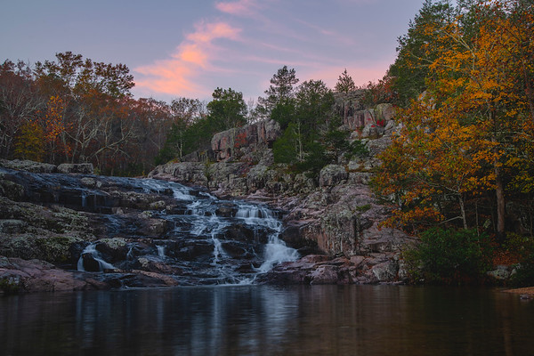 Rocky Falls & Blue Spring
