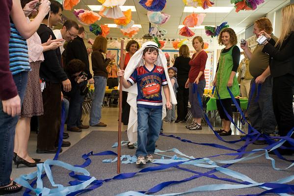 Kindergarten Seder 2008