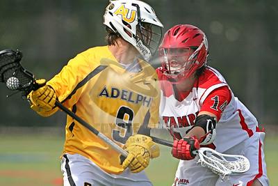 2/27/2019 - NCAA D2 - Adelphi vs. Tampa - University of Tampa, Tampa FL