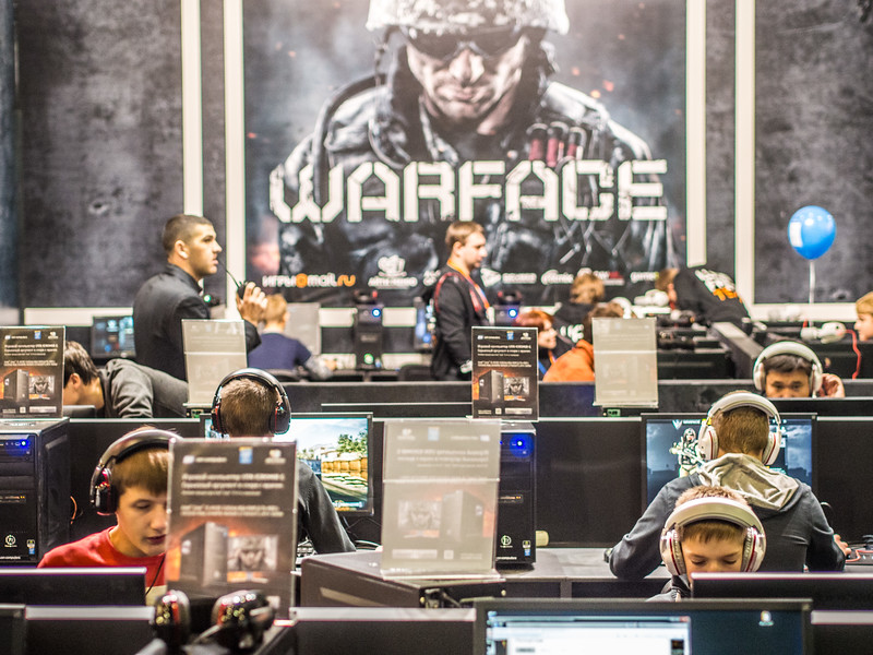 Warface at Igromir 2013