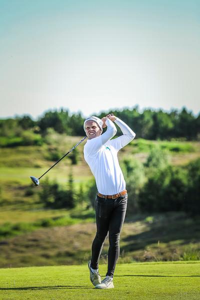 GFH, Einar Bjarni Helgason Íslandsmót í golfi 2019 - Grafarholt 2. keppnisdagur Mynd: seth@golf.is