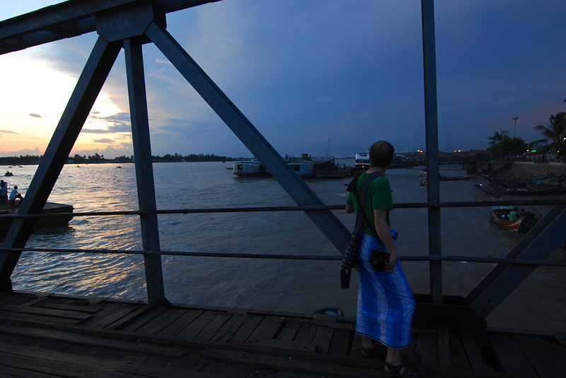 Yangon River at Sunset Myanmar Dustin.jpg