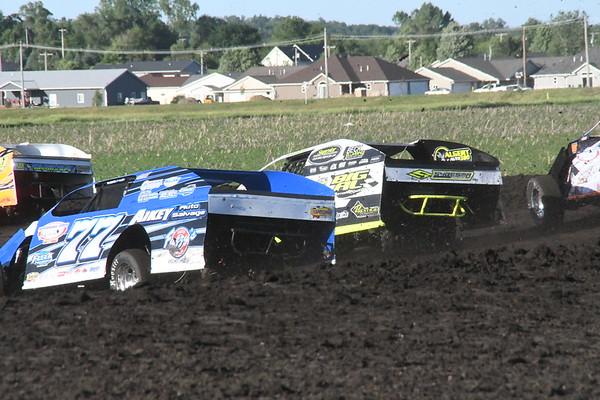 Benton County Speedway, June 2, 2018