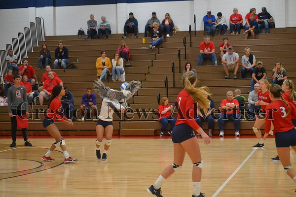 9-24 SWCC volleyball triangular