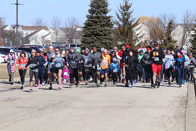 Frosty Footrace 2018