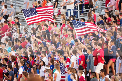 LHS vs Independence 9/11/15
