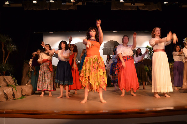 Once On This Island - 1/28/12 Performance