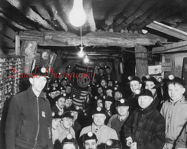 Glen Burn Colliery