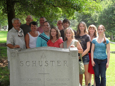 2010 Schuster Family Reunion