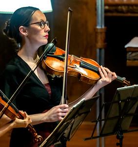 St. Cecilia Chamber Music Society, New Zealand Quartet