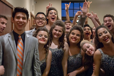 NNHS Show Choir-Dinner Dance (2018-11-10)