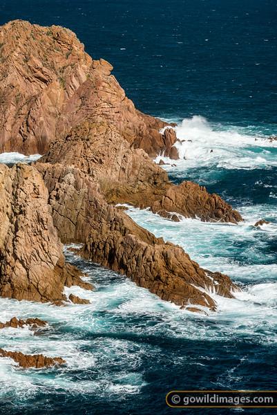 Cape Woolamai Rocks