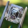 2.23ct Vintage Asscher Cut Diamond GIA G VS1 9