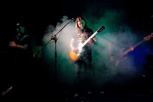 Stonerise Fest III - Burning Full Throttle