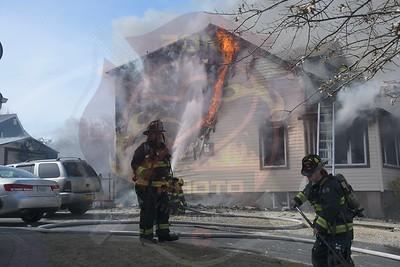 Farmingdale F.D.  Signal 10  Secatogue Ave. 2/24/20