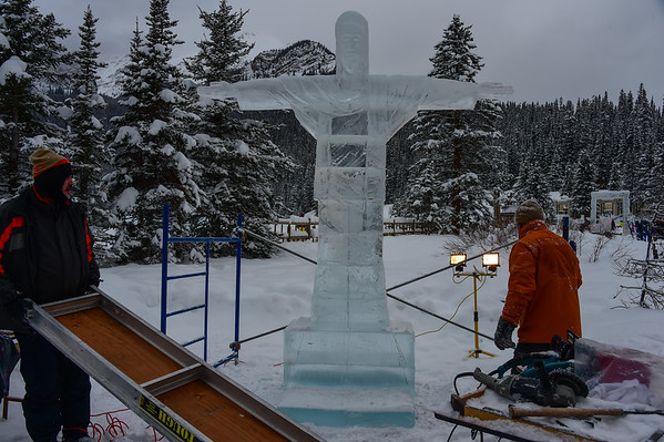 "5-1-18-15 Lake Louise ""Christ The Redeemer"""