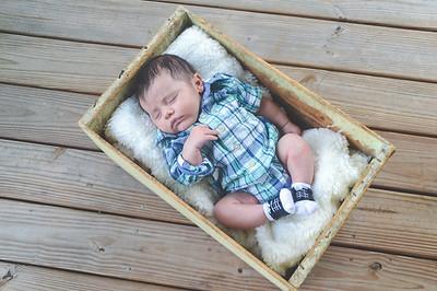Caden {newborn}