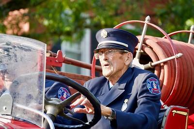 Dutchess County Firemen's Convention Parade