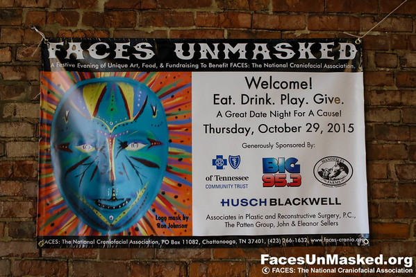 2015 FACES UnMasked by Gregory Cook