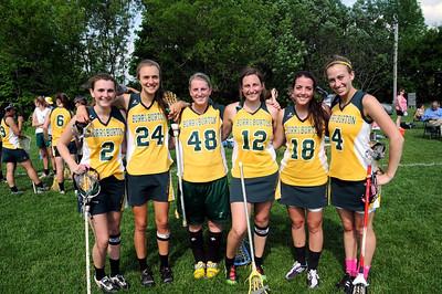 2011 BBA Girls Varsity Lacrosse vs MAU photos by Gary Baker