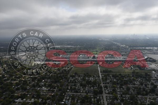 Indy SCCA Runoffs - Aerial Photos