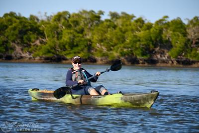 9AM Mangrove Tunnel Kayak Tour - Lambrix, Lennon & Pogyor