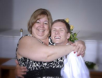 Chris and Jessica's Wedding