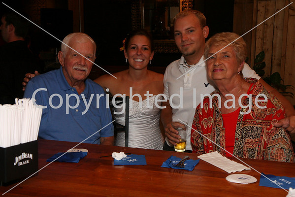Julie and Matthew Rich's Reception, August 22, 2009