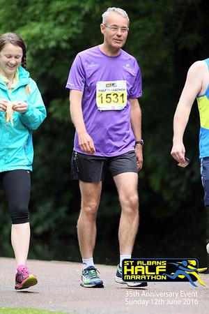 2016 St Albans Half Marathon
