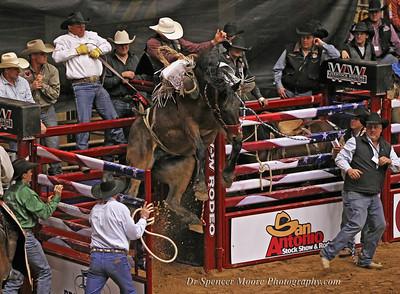 Waco Rodeo Finals 2012