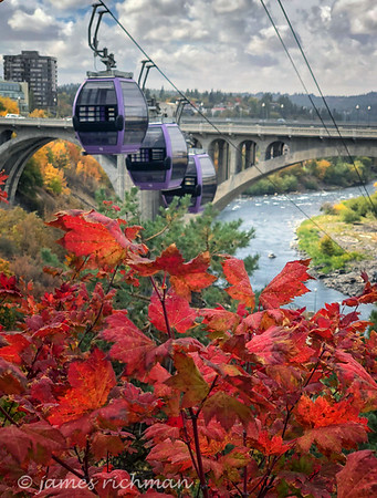 Autumn in Spokane