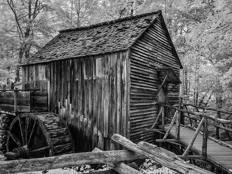Cable Mill - Cades Cove - Great Smoky Mountains National Park