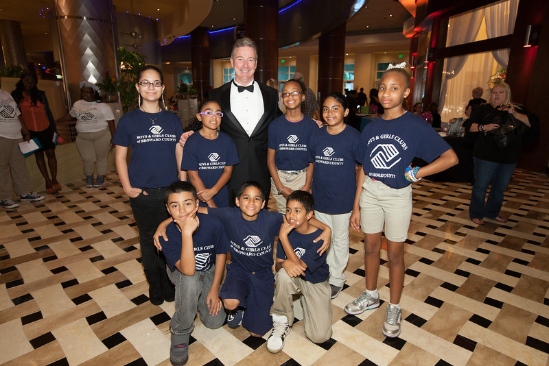 Boys and Girls Clubs of Broward County 46th Annual Dinner Auction with Papa Doo Run Run