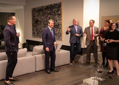 1.28.2020 Reception with Ambassador Richard Grenell