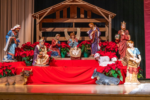 Midnight Mass – December 25, 2019