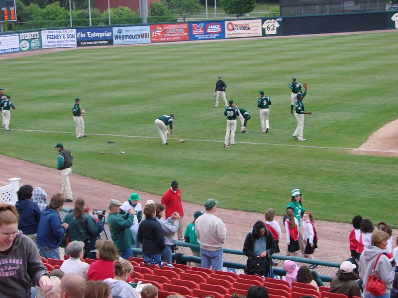 Brockton Rox Baseball