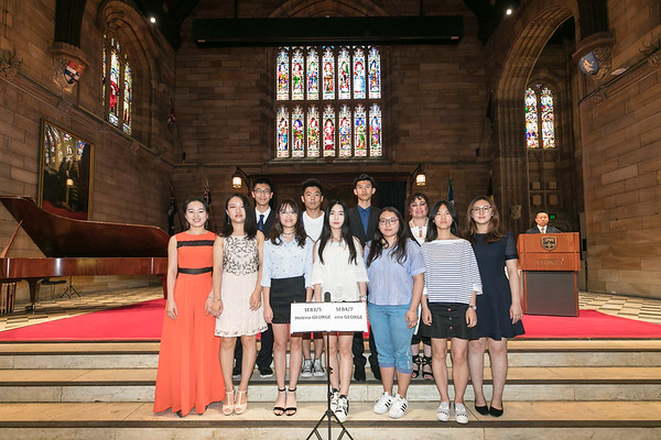 Taylors College End of Course Ceremony 2017