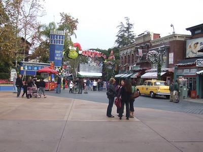 Universal Studios Hollywood - 12/21/09